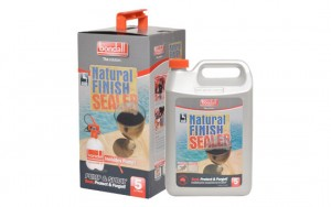 Natural Finish Sealer