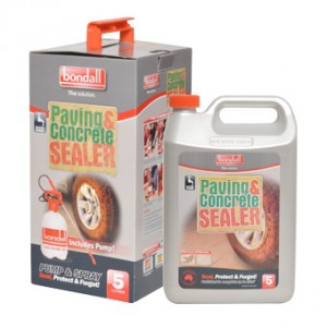 Sealing Pavement